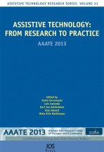 AAATE 2013 Proceedings cover