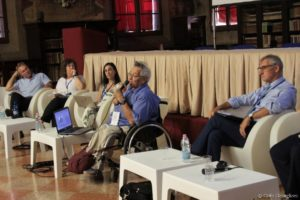Panel with Giampiero Griffo (Italian Observatory on the Conditions of Persons with Disabilities in Italy)