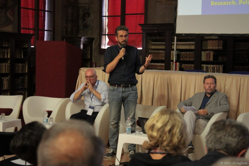 Matteo Lepore of the City Government of Bologna G